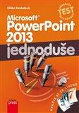 Microsoft PowerPoint 2013: Jednoduše - obálka