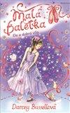 Malá baletka (Ela a dobrá víla) - obálka