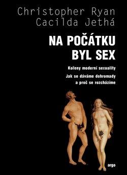 Obálka titulu Na počátku byl sex