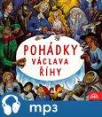 Pohádky Václava Říhy - obálka