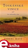 Toskánská vinice - obálka