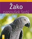 Žako papoušek šedý (Jak na to) - obálka