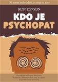 Kdo je psychopat - obálka