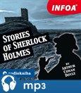Stories of Sherlock Holmes - obálka