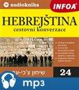 Hebrejština - cestovní konverzace - obálka