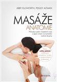 Masáže - anatomie (Průvodce sedmi masážními styly a jejich vlivem na konkrétní svalové skupiny) - obálka