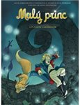 Malý princ a Planeta lakrimavor - obálka