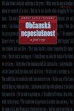 Občanská neposlušnost a jiné eseje - obálka