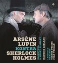 Arsen Lupin kontra Sherlock Holmes (Blondýnka a modrý diamant) - obálka