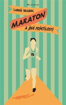Obálka titulu Maraton a jiné pošetilosti