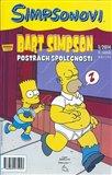 Bart Simpson 1/2014: Postrach společnosti - obálka