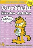 Garfield široko daleko - obálka