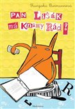 Pan Lišák má knihy rád! - obálka
