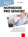 Notebook pro seniory: Vydání pro Windows 8 - obálka