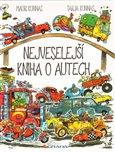 Nejveselejší kniha o autech - obálka