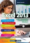 Obálka knihy Excel 2013