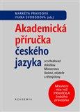 Akademická příručka českého jazyka - obálka