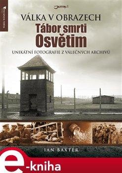 Obálka titulu Tábor smrti Osvětim