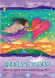 Andělské vedení (Jak se spojit se svými strážnými anděly) - obálka