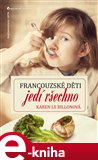 Francouzské děti jedí všechno - obálka