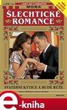 Svatební kytice a rudé růže - obálka