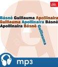 Básně Guillauma Apollinaira - obálka