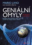 Geniální omyly - Od Darwina k Einsteinovi - obálka