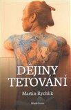 Dějiny tetování - obálka