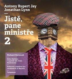 Jistě, pane ministře 2., CD - Anthony Rupert Jay, Jonathan Lynn