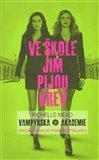 Vampýrská akademie 1 - Filmové vydání - obálka