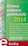 Daňová evidence podnikatelů 2014 - obálka