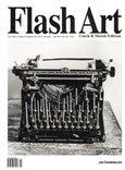 Flash Art 30/2014 - obálka