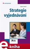 Strategie vyjednávání - obálka