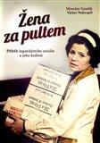 Žena za pultem (Příběh legendárního seriálu a jeho hrdinů) - obálka