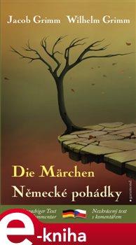 Obálka titulu Německé pohádky / Die Märchen