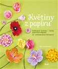 Květiny z papíru (35 originálních projektů quillingovou technikou) - obálka