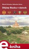 Dějiny Ruska v datech - obálka