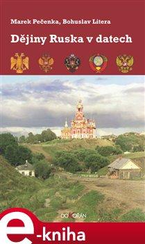 Obálka titulu Dějiny Ruska v datech