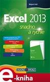 Excel 2013 (Snadno a rychle) - obálka