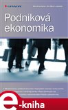Podniková ekonomika - obálka