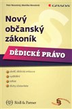 Nový občanský zákoník - Dědické právo - obálka