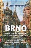 Brno (aneb trocha povídání jak se Brno velkým Brnem stalo a jeho ulice ke svým jménům přišly) - obálka