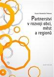 Partnerství v rozvoji obcí, měst a regionů - obálka
