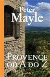 Provence od A do Z - obálka