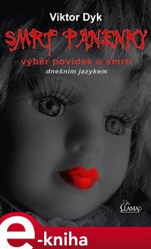 Obálka titulu Smrt panenky