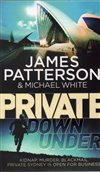 Obálka knihy Private Down Under
