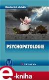 Psychopatologie - obálka