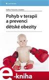 Pohyb v terapii a prevenci dětské obezity - obálka