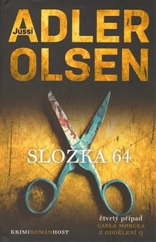 Složka 64 (brožované) - Jussi Adler-Olsen