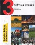Čeština expres 3 A2/1 - německy + CD - obálka